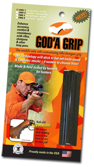 God' A Grip shotgun and rifle grip