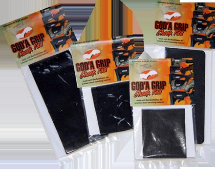 God'A Grip custom cheek pads